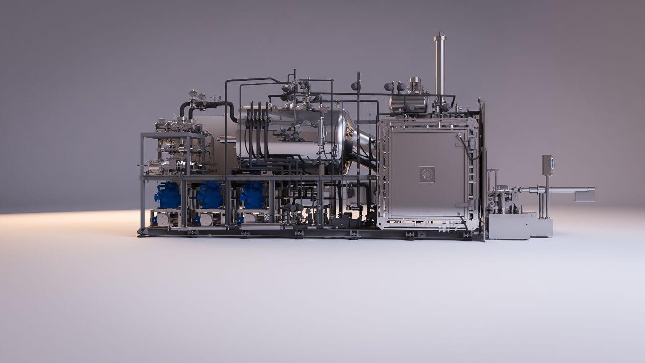 render-3d-maquinaria-industrial-liofilizador