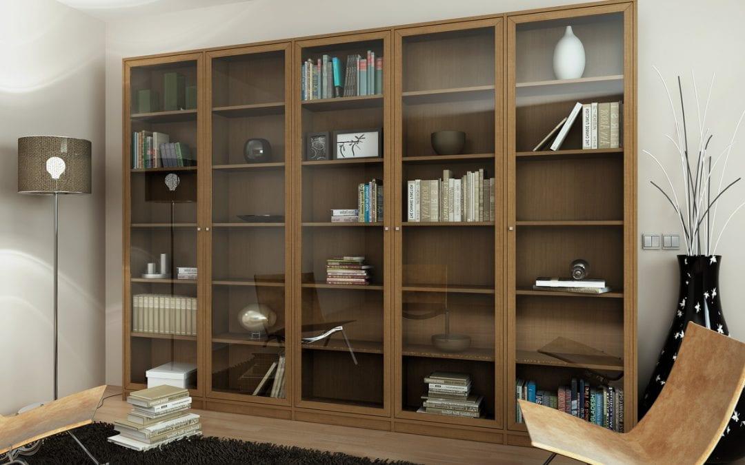 Renders 3D para catálogo de muebles