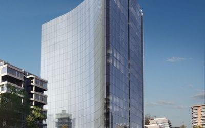 Render 3D Edificio San Pascual