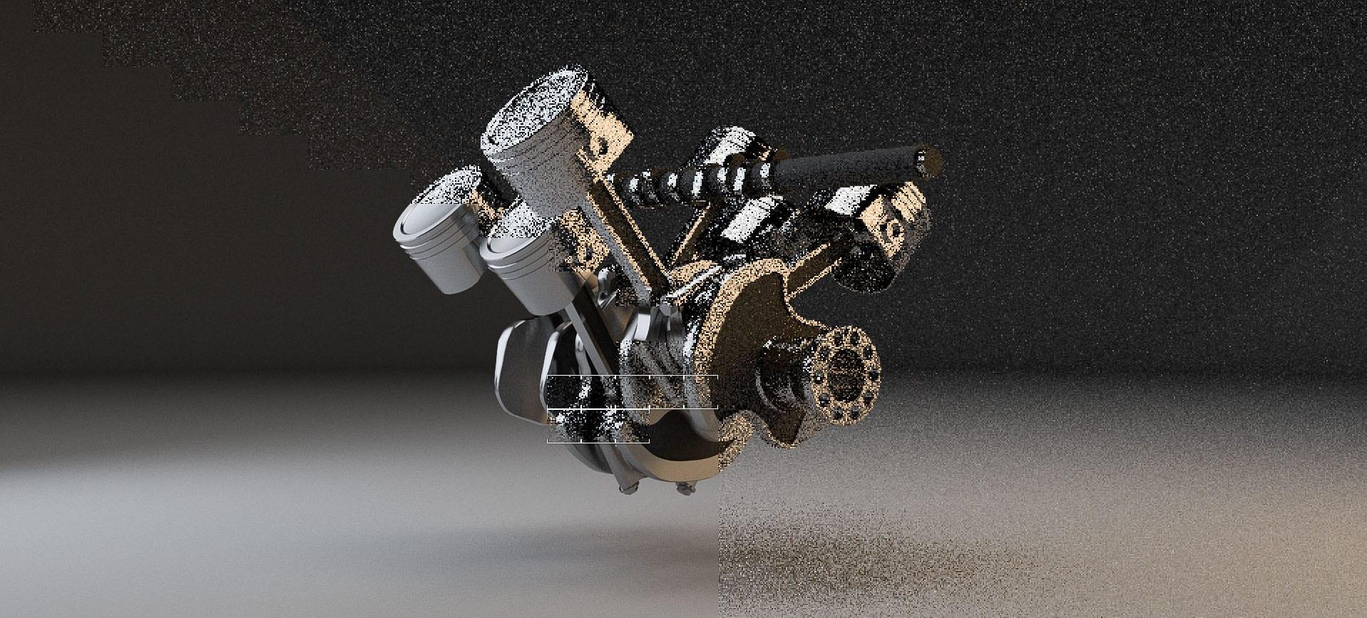 renders-3d-motor